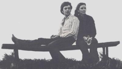 Michael Kitchen with Juliet Aykroyd