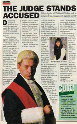 The Guilty - Radio Times article