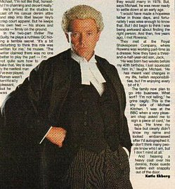 TV Times article, 1992