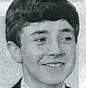 Fresh Faced: Michael In His Days As A City Of Leicester Grammar School Pupil