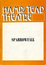 Sparrowfall programme cover