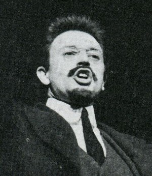 Michael Kitchen as Trotsky
